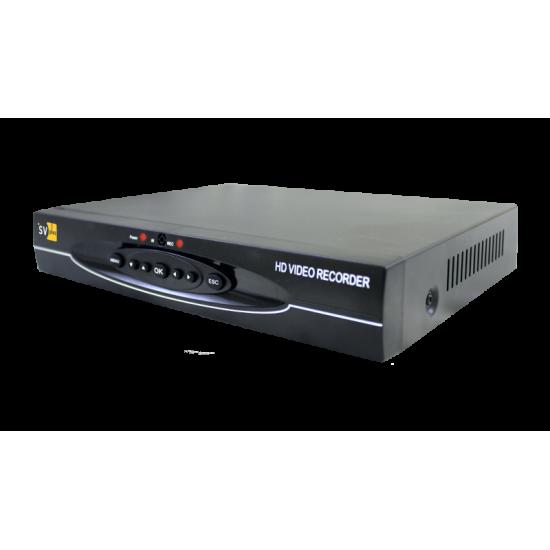 8-канальный AHD-NH мультирежимный видеорегистратор R708