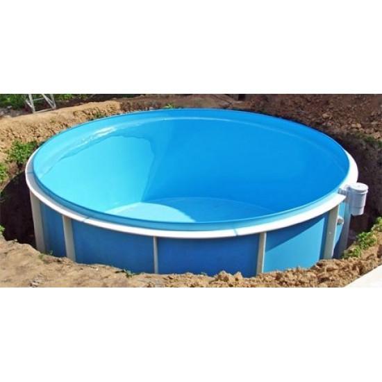 Бассейн круглый 2000х1500