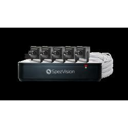 Комплект видеонаблюдения для автошколы
