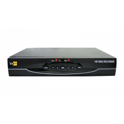 8-канальный AHD-H мультирежимный видеорегистратор R808
